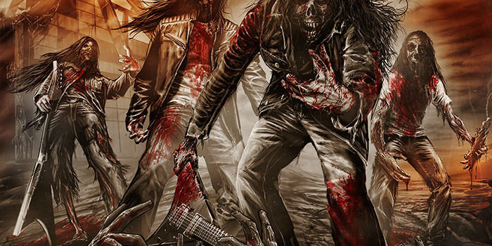 KREATOR – La banda se presentará en Dying Alive premiere.