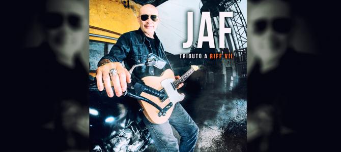 """""""JAF – Tributo A Riff VII – 30 Años Después"""" Distribución exclusiva por Icarus Music"""