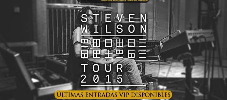 ¿Que canción de Steven Wilson? esperas con todas tus ganas escuchar en su show?