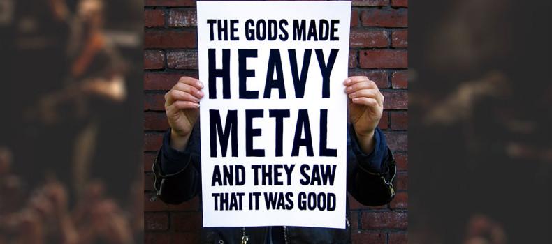 ¿Qué respuestas ridículas te da la gente cuando se enteran que te gusta el Heavy Metal?