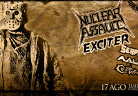 NUCLEAR ASSAULT & EXCITER En Argentina