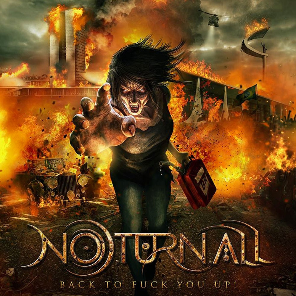 NOTURANALL - Back to F*uck You Up!
