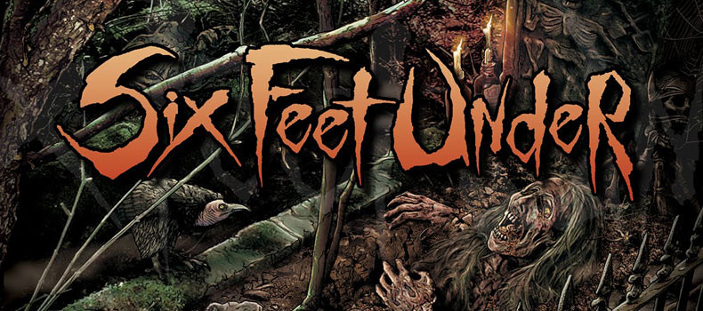 SIX FEET UNDER – Crypt of the Devil #MuyPronto