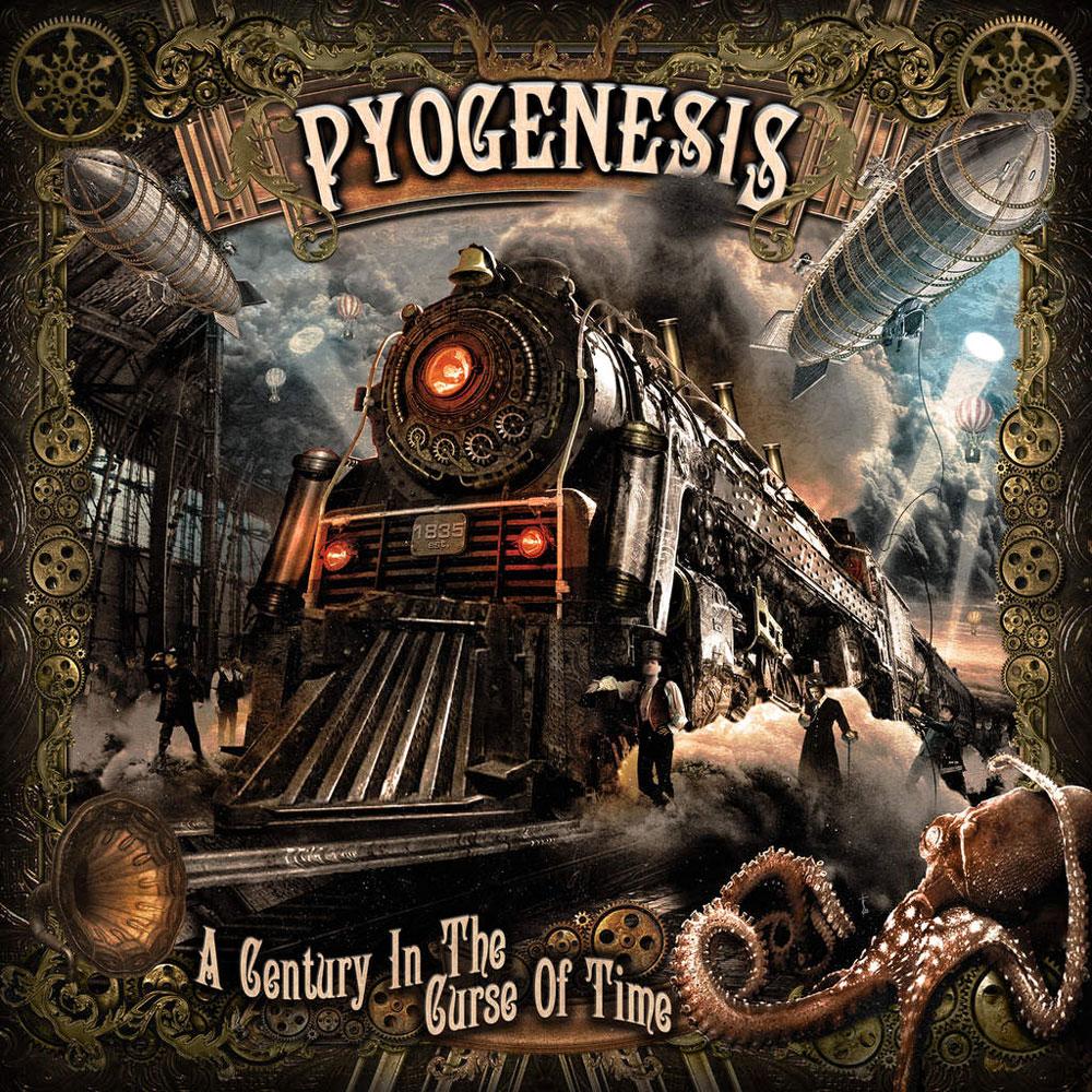 """""""A Century In The Curse Of Time"""" el regreso de la leyenda alemana PYOGENESIS"""