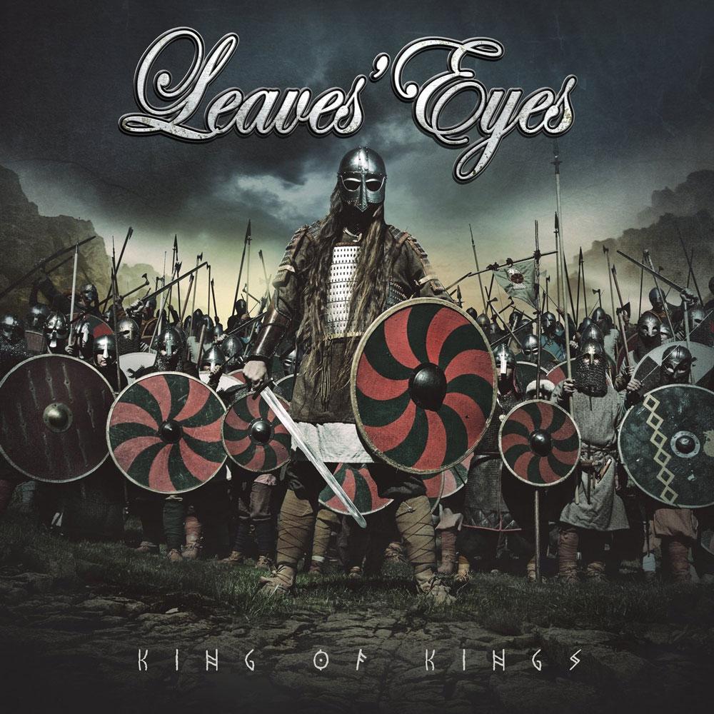 """""""King Of Kings"""" es lo nuevo de LEAVE' EYES"""
