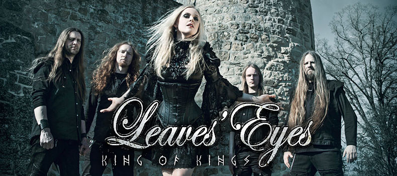 """King Of Kings"" es lo nuevo de LEAVE' EYES"
