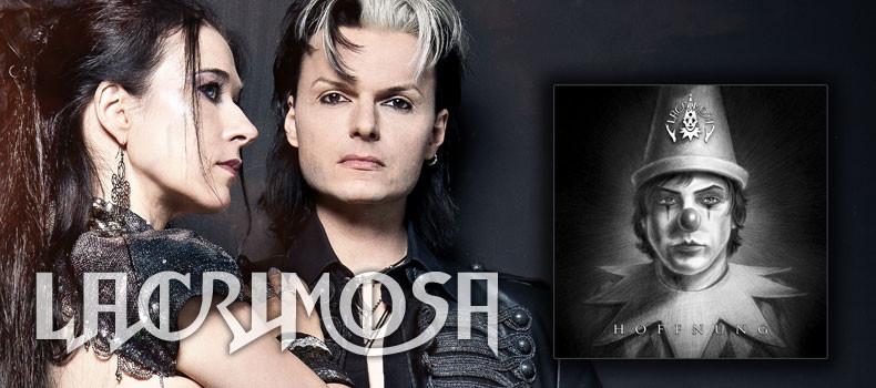 """Lacrimosa presenta su nuevo álbum """"Hoffnung"""""""